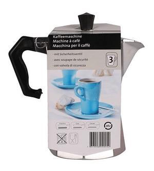 C&T Kaffeemaschine 3 Tassen