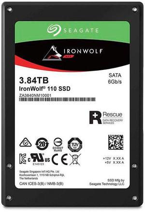 """SSD IronWolf 110 2.5"""" 3840 GB"""