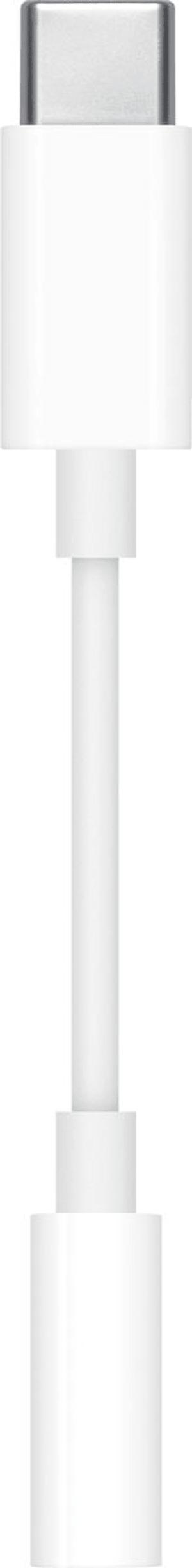 Adaptateur USB‑C vers mini‑jack 3,5 mm