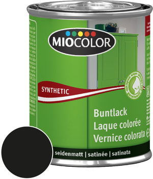 Synthetic Buntlack seidenmatt Weinrot 375 ml