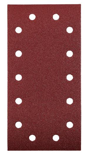 Patins abrasifs, corindon affiné, 115 x 230 mm, K180