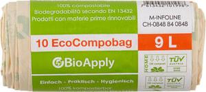 Sacco per il compostaggio, 9 l