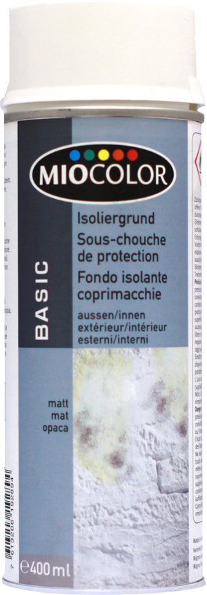 Isoliergrund Spray