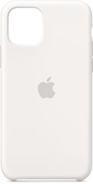 iPhone 11 Pro Silikon Case Weiss