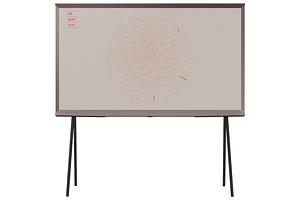 QE-43LS01R beige 108 cm SERIF TV