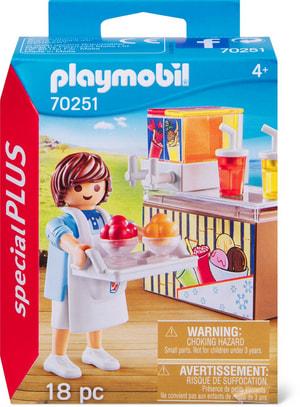 PLAYMOBIL 70251 Venditore di gelati
