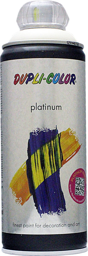 Platinum Spray matt