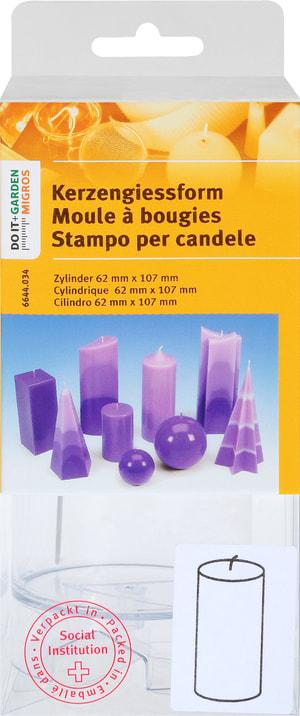 Kerzengiessform Zylinder Nr. 12