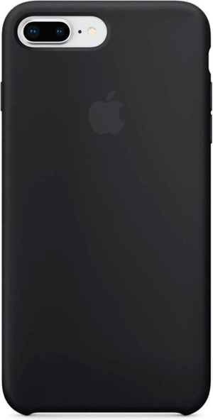 iPhone 8 Plus / 7 Plus Silicone Case Noir