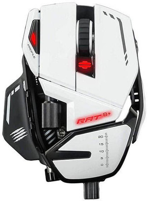 R.A.T. 8+ Optical Gaming Mouse