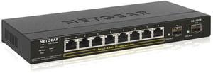 8-Port LAN Switch PoE+ Ethernet