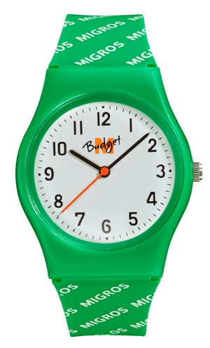 Montre allover print