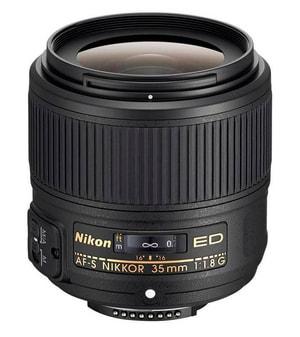 Nikkor AF-S FX 35mm f/1.8G ED Objectif, 3 ans Swiss-Garantie