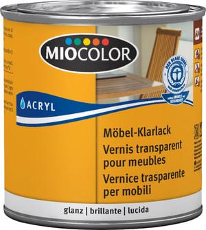 Möbel-Klarlack hochglänzend Farblos 750 ml