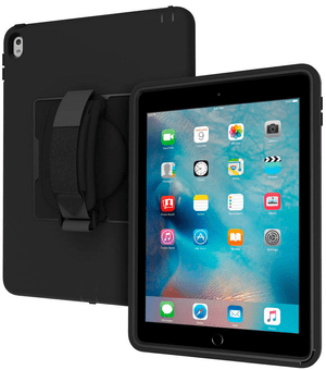 "Capture Rugged Case with Handstrap Apple 9.7"" iPad Pro black"