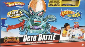 2/11HOT WHEELS COL SHIFTER OCTO SPIEL
