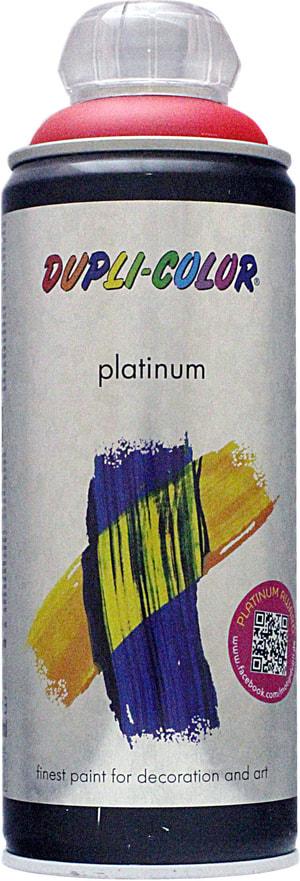Platinum Spray matt
