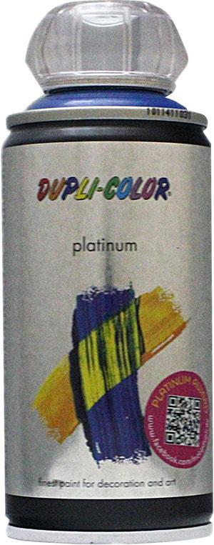 Vernice spray Platinum lucida