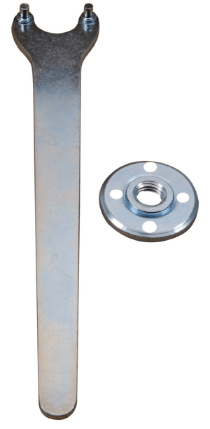 AGGRESSO-FLEX® Chiave a due fori, con dado di serraggio