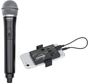 Go Mic Mobile Handheld Professional wireless system
