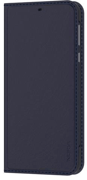 Book-Cover Entertainment Flip Blau