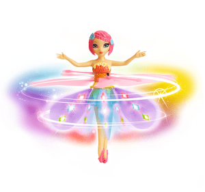 W14 FLUTTERBYE LIGHT UP REGENBOGEN FEE