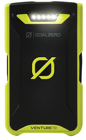 GoalZero Powerbank Venture 70 Micro/Lightning