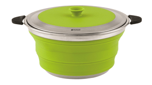 Collaps Pot with Lid L