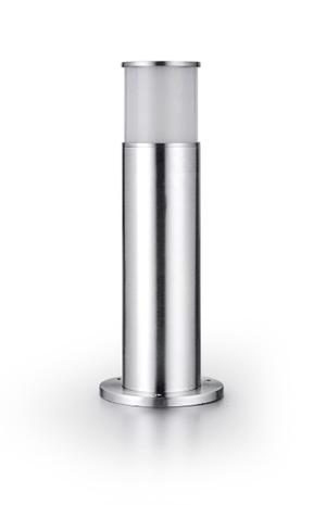 Zylinder Edelstahl 45 cm, Halogen