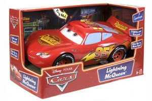 W8CARS WALKINGTALKING LIGHTNING  MCQUEEN