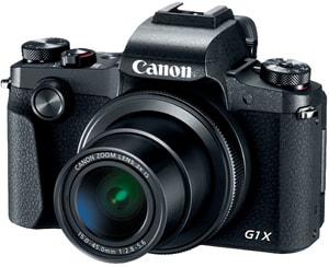PowerShot G1X Mark III, schwarz