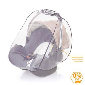 Regenschutz Babyschale Basic