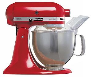 KSM 150 Robot da Cucina rosso