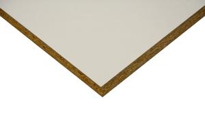 Panneau aggloméré blanc mat K101SM