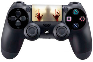 EpicSkin Touchpad Zombie PS4