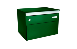Boîtes-aux-lettres s:box 13 vert mousse/vert