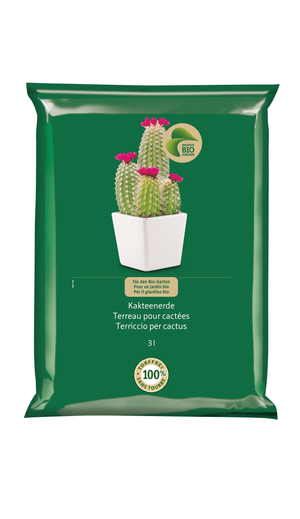 Terriccio per cactus, 3 l
