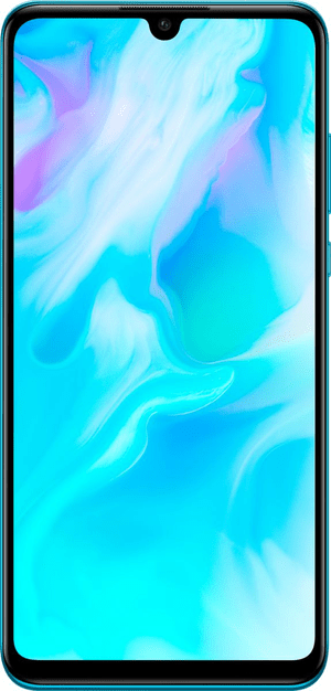 P30 lite Peacock blue