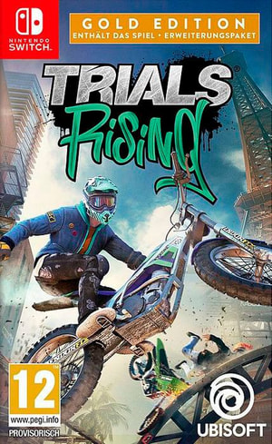 NSW - Trials Rising - Gold Edition