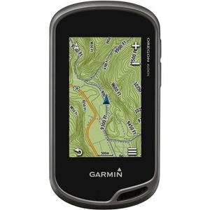 Oregon 600T + topo suisse SD