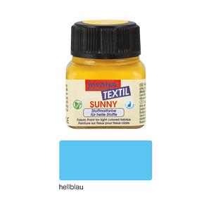 Peinture tissus Tex Sunny clairs