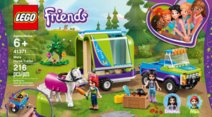 LEGO FRIENDS 41371 Mias Pferdetrans