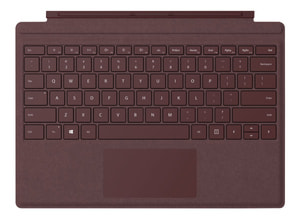 Surface Pro TypeCover Burgundy