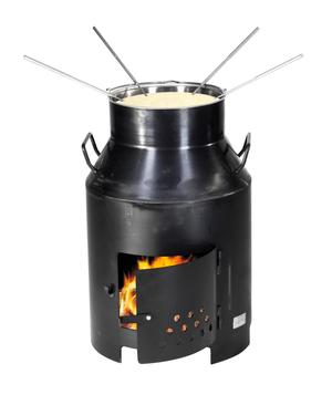 Fondue and four de grill