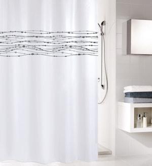 Rideau de douche Noblesse 180x200