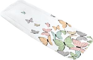 Tappeto da vasca bag Butterflies 36x92cm