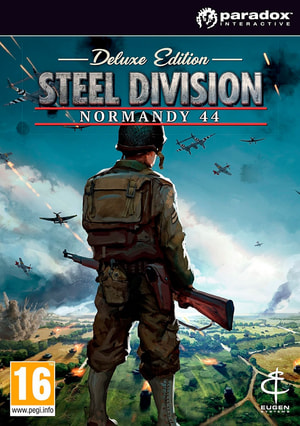 PC - Steel Div: Normandy 44 - Digit Deluxe Edition