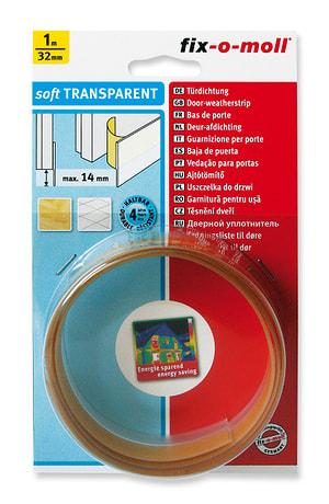 Guarnazione per porta Soft 1m x 32mm