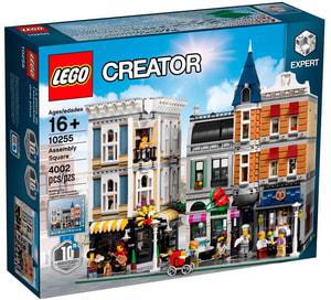 LEGO Creator La place de l'assemblée 10255