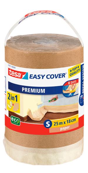 Easy Cover® PREMIUM Paper ecoLogo® - S, rouleau de recharge 25m:180mm